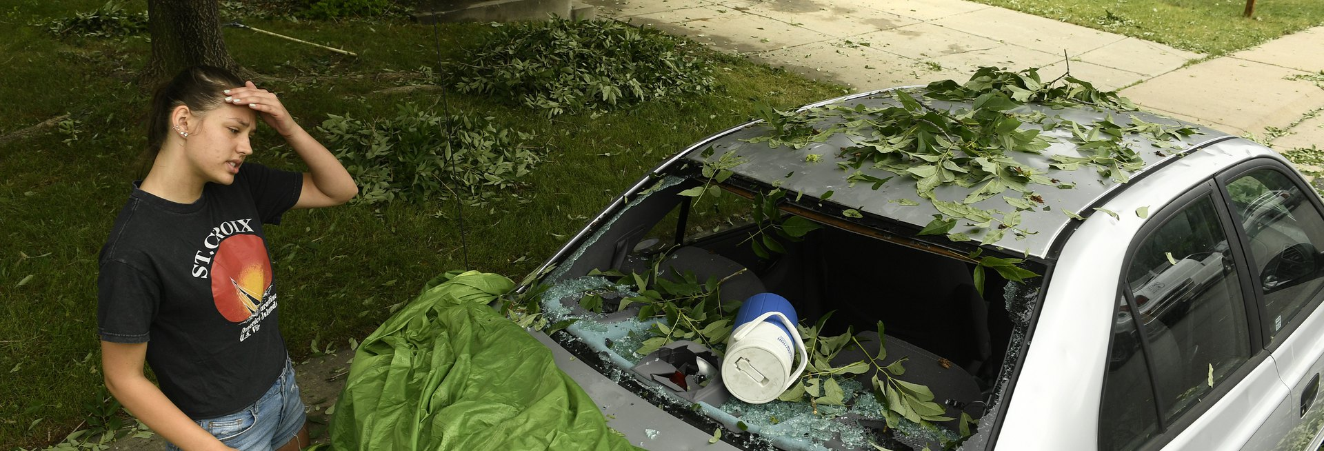 3 Tips For Recovering From Hail Damage Faster